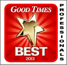 Good Times Best of Santa Cruz Landscaper